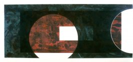 Two Circle, from the series Rectangle