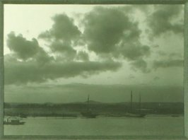 Storm Clouds, Holes Bay, Poole from Studies on Land and Sea
