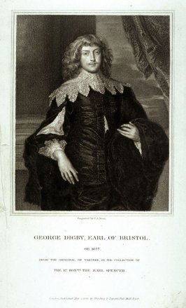 George Digby, Earl of Bristol