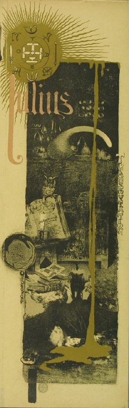 Untitled, in the book Calendrier magique by Manuel Orazi (Paris: L'Art Nouveau, 1896)