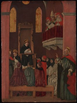 Scene from the Life of Saint Thomas Aquinas: The Vision of Fra Paolino