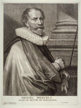 Michiel van Mierevelt, from The Iconography
