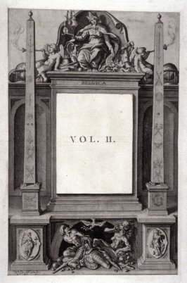 Title Shjeet (vol.II.) from [Title from spine, in English on spine] Works of Sebastien Le Clerc, Vol. II . [This is a privately made collection, including: Les Actions glorieuses de S. A. S. Charles Duc de Lorraine &c. en Hongrie, Transylvanie, &c. ([no p