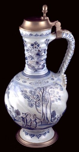 Pitcher with Lid