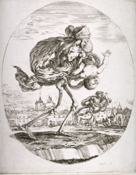 Death with Children, from the series The Five Deaths