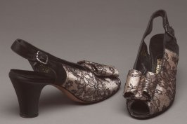 Pair of woman's shoes