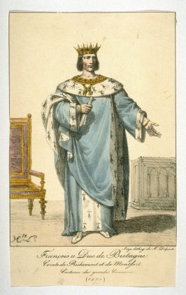 Francis II, Duke of Brittany