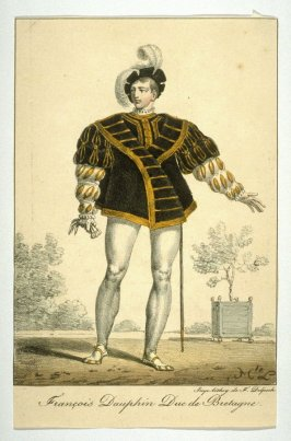 Francis, Dauphin, Duke of Brittany