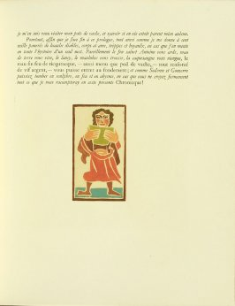Untitled, pg. 9, in the book Pantagruel by François Rabelais (Paris: Albert Skira, 1943).