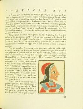 Untitled, pg. 97, in the book Pantagruel by François Rabelais (Paris: Albert Skira, 1943).