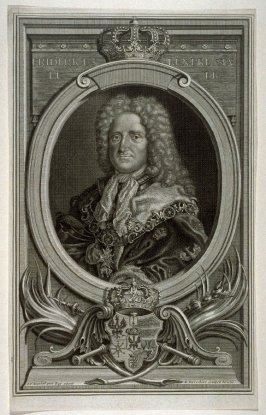 Portrait of Friedericus, King of Prussia
