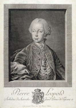 Pierre Leopold, Archduke of Austria, etc.