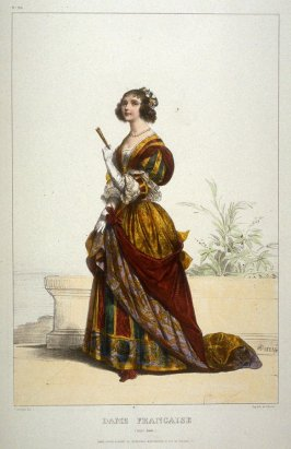 French Woman, 17th century
