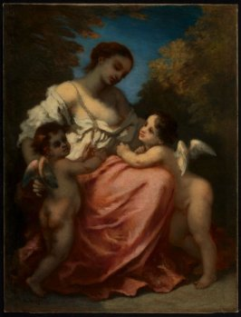 Venus and Cupids