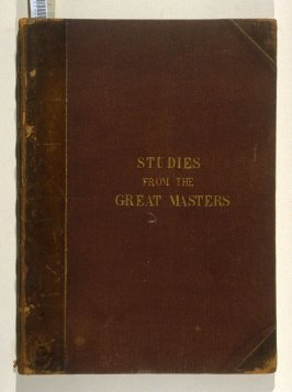 Studies from the Great Masters (London: Hamilton, Adams, and Co., [ca. 1860])