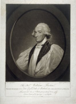 Portrait of the Reverend William Preston