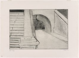 Untitled (Entrance to the Solano Tunnel, Berkeley)
