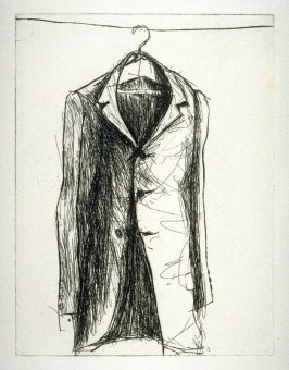Working proof 3 for Poems by W.B. Yeats, Coat I