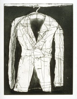 Working proof 9 for Poems by W.B. Yeats, Coat II