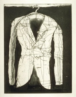 Working proof 10 for Poems by W.B. Yeats, Coat II
