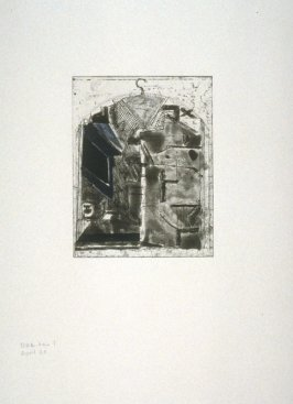 Working proof 8 for Poems by W.B.Yeats, Coat III