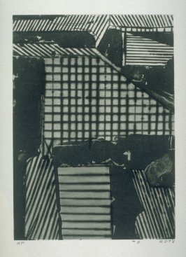 pl. 3, from the portfolio, Five Aquatints with Drypoint