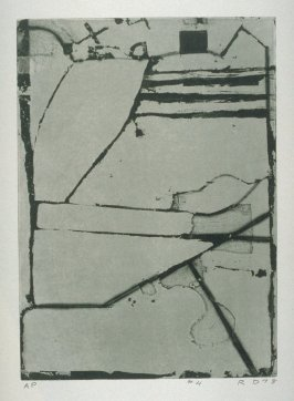 pl. 4, from the portfolio, Five Aquatints with Drypoint
