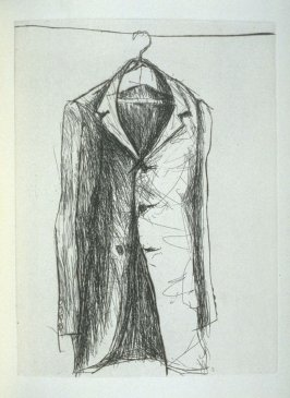 Coat I, plate 2 before page 35 in the book Poems of W. B. Yeats (San Francisco: Arion Press. 1990)