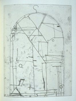 Coat III, plate 4 before page 99 in the book Poems of W. B. Yeats (San Francisco: Arion Press. 1990)