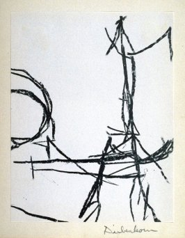 "Untitled (fifth print in ""Drawings"")"