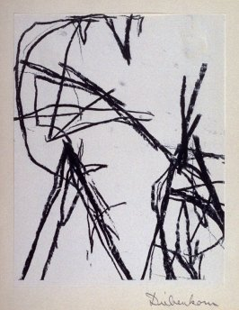 "Untitled (sixth print in ""Drawings"")"