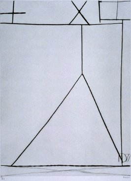 #3 from portfolio, Nine Drypoints and Etchings
