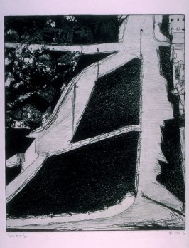 State proof 14 for #33 in 41 Etchings Drypoints