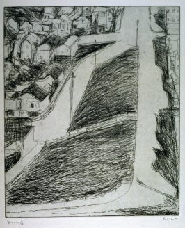 State proof 13 for #33 in 41 Etchings Drypoints