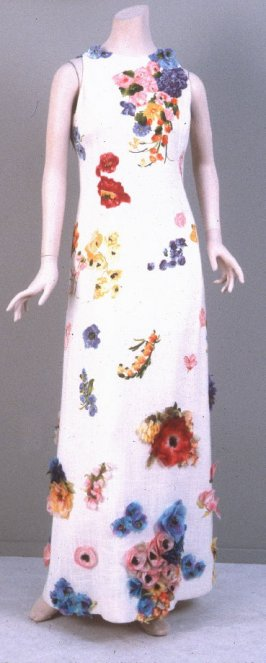 "Evening dress, ""Marbella"""