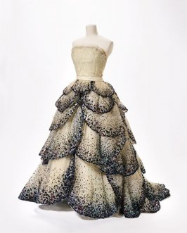 "Evening dress, ""Junon"""