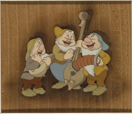 Snow White: Sneezy, Happy, and Bashful