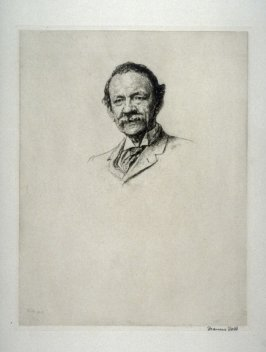 Portrait of Sir J.J. Thomson