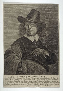 Leonard Bramer, native of Delft