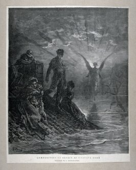 Compositon et Dessin de Gustave Doré - Magazine Illustration