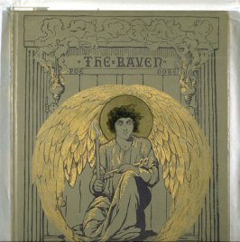 The Raven by Edgar Allan Poe, illustrated by Gustave Doré, with comment by Edmund C. Stedman (New York: Harper & Brothers, 1884)