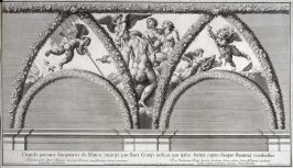 Cupid Points Out Psyche to the Graces from Psyches et Amoris nuptiae