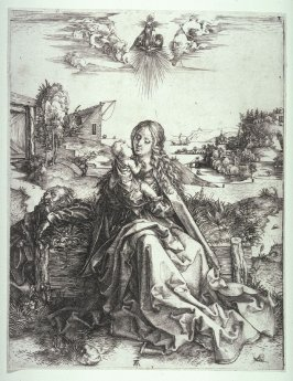 Holy Family with the Butterfly