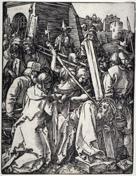 Christ Carrying the Cross from the series The Little Passion