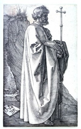 St. Philip from the series, the Five Apostles