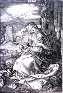 The Virgin and Child with the Pear