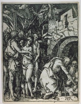 Christ in Limbo, twenty-sixth plate in the series, The Little Passion