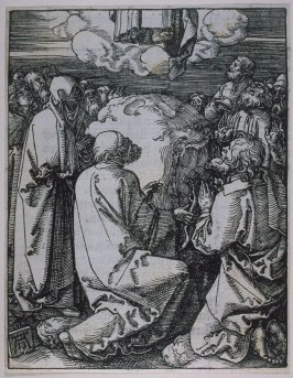The Ascension, thirty-fifth plate in the series, The Little Passion