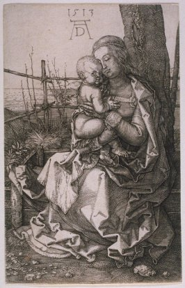 The Virgin and Child Seated by a Tree (Maria mit dem Kinde am Baum)