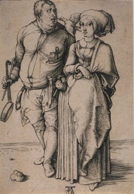 The Cook and his Wife (Der Koch und sein Weib)
